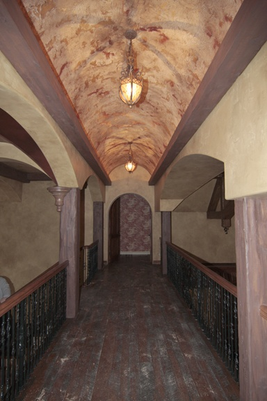 faux painted barrel ceiling idea for our master bath barrel ceiling  Ideas for Moatwood House