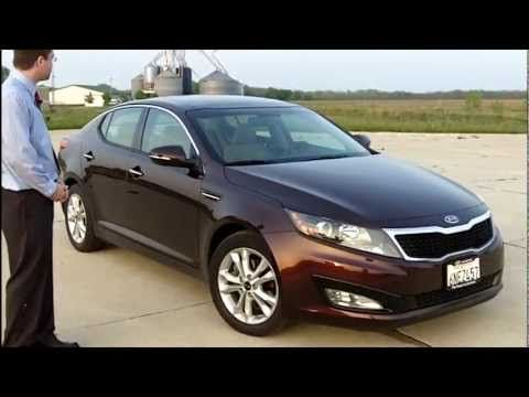 2011 Kia Optima Review by Automotive Trends - YouTube