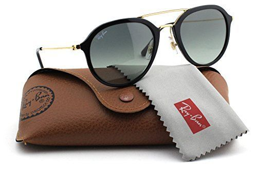 Ray-Ban RB-4253 Unisex Sunglasses (Black Frame/Grey Gradient Lens)    Free Delivery Nationwide    Buy one here---> www.aam.com.pk/...