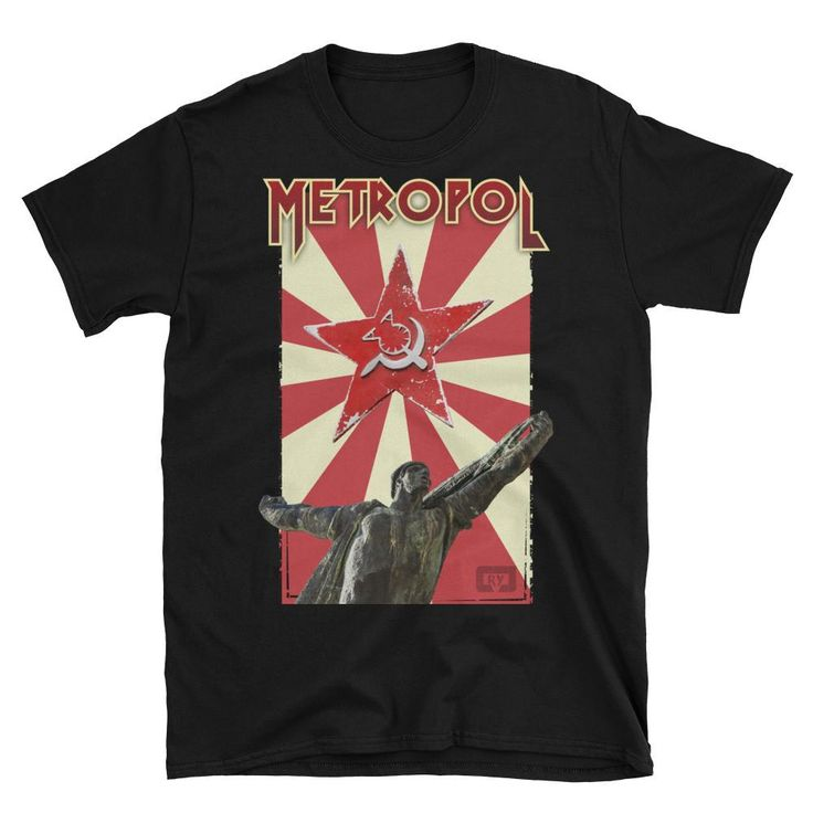 Metropol Act 1 shirt by Cry Liberty Clothing