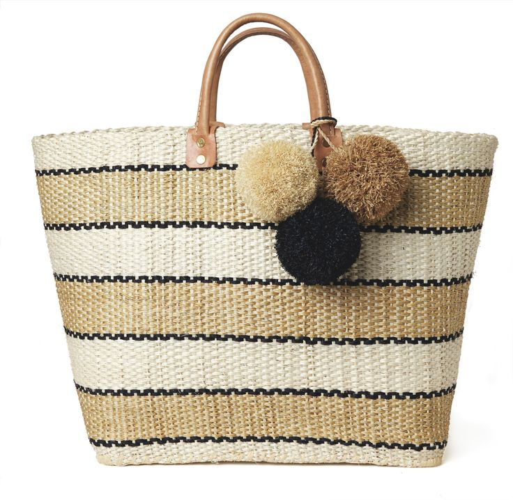 Sand Capri Tote Bag