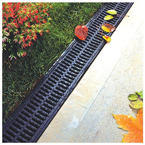 Polylok Residential Trench Drain & Grate