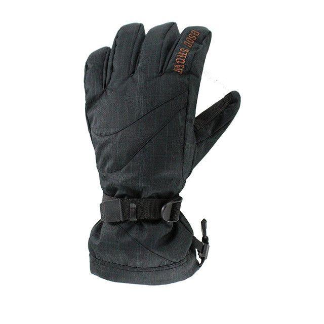 Gsou Snow winter ski gloves men snow gloves snowmobile guantes snowboard gloves camouflage gants ski homme handschoenen mannen