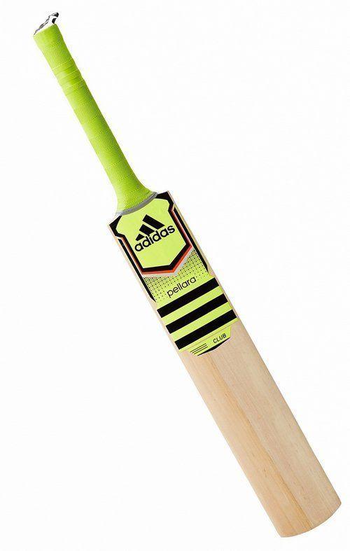 Adidas Pellara Club Junior Kashmir Willow Cricket Bat Free Shipping