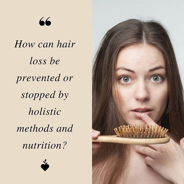 I recommend you see a nutritional therapist to address the underlying reasons for your hair loss. In women it can be linked to nutrient deficiencies, sometimes iron. You may wish to get your iron/ferritin levels checked with your doctor. Hair loss can also naturally occur after pregnancy, but shouldn't last for long. A very good quality supplement program should be tailor-made for you after an initial detailed consultation. Stress may be a factor alongside nutrient deficiencies. Ensure you…