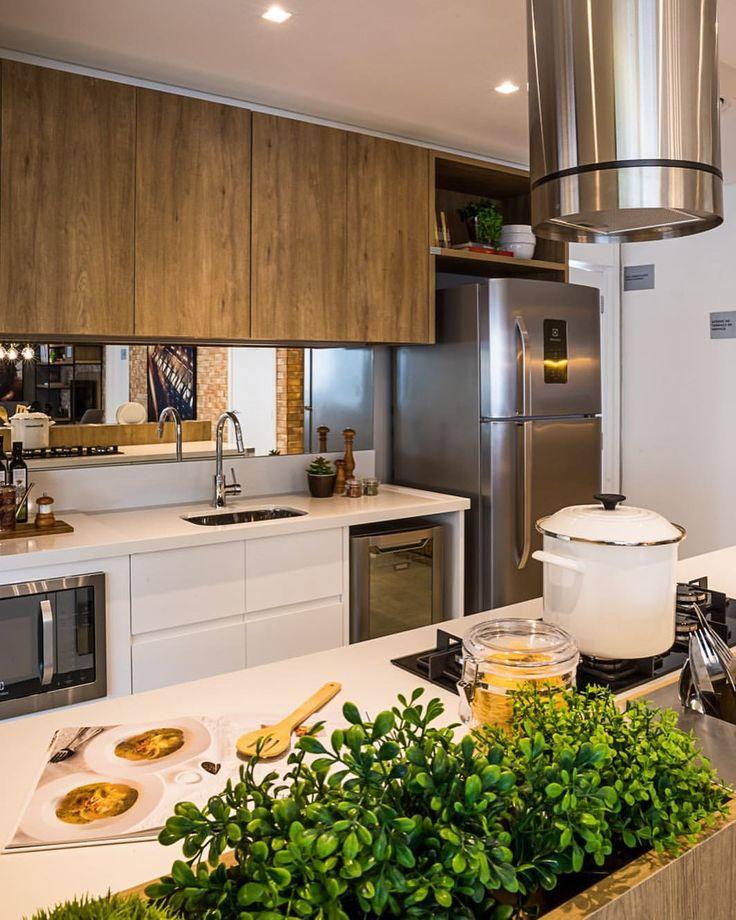 1346 Best Images About Gourmet Kitchens On Pinterest: 25+ Melhores Ideias De Cozinhas Abertas No Pinterest