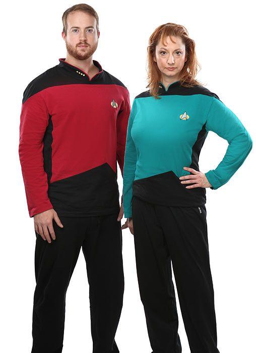 Fantásticos disfraces de #StarTreck, ideales para disfrazarte en pareja