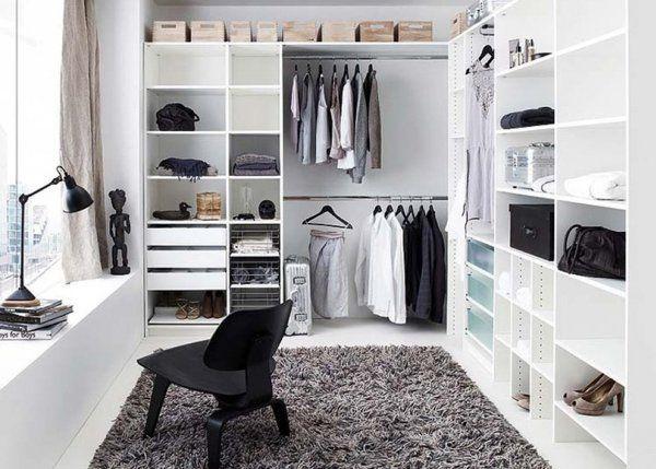 S'offrir un dressing ouvert pour l'intégrer pleinement dans sa déco - Marie Claire Maison
