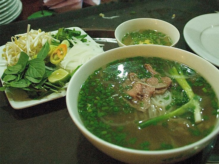 Vietnamesisk suppe