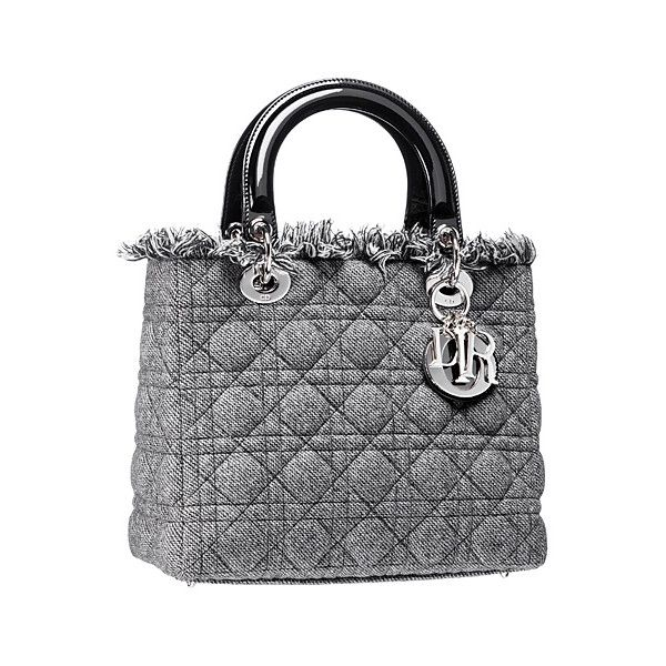 OOOK - Dior - Bags - 2011 Fall - LOOK 4 ❤ liked on Polyvore
