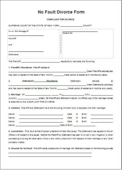 Best 25 divorce forms ideas on pinterest divorce papers online no fault divorce form couples may file a claim for divorce but as the same solutioingenieria Gallery