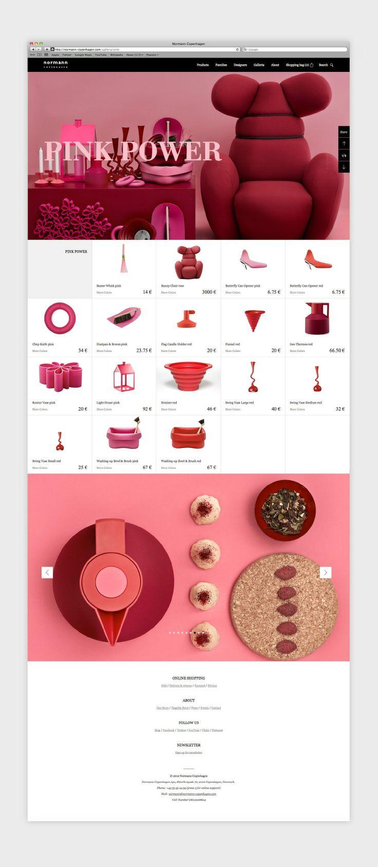 Brand & E-commerce Site