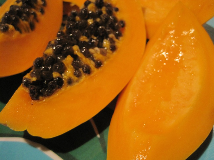 Papaya, oh sweet papaya!