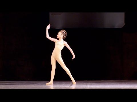 """▶ Dance Moms - Maddie's Solo """"The Mannequin"""" & Judges Feedback - YouTube"""