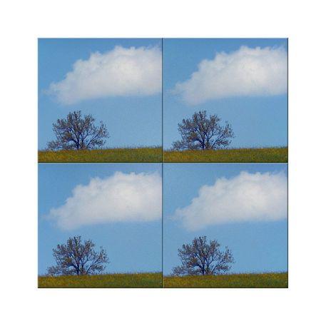 """'Wandkacheln """"der Wetterfrosch quakt"""" pp' von Rudolf Büttner bei artflakes.com als Poster oder Kunstdruck $19.41"""