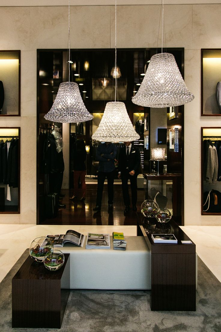 Tombolini Boutique Milan 2014