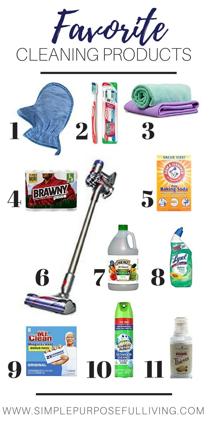11 Best Cleaning Products For Your Home Best Cleaning Products