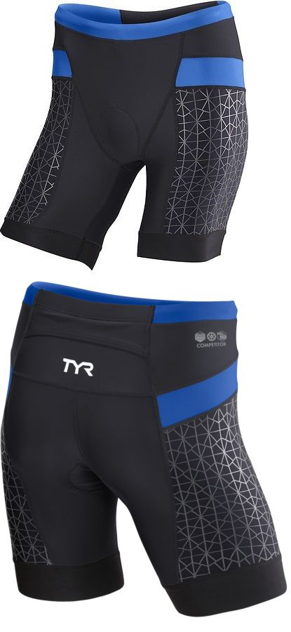 Triathlon 2918: Tyr Mens 7 Competitor Tri Short - 2017 -> BUY IT NOW ONLY: $69.95 on eBay!