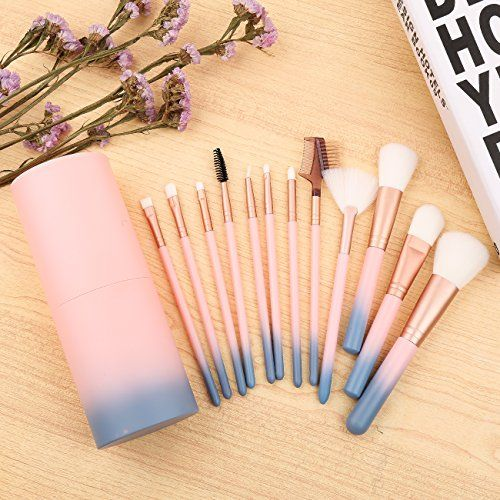 Awesome Top 10 Best Makeup Brushes Set With Case - Top Reviews