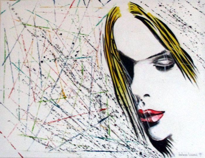 Online veilinghuis Catawiki: Antoine Liesens - Dream of stardust