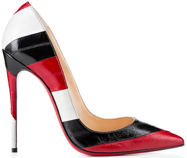 Emmy DE * Christian Louboutin Spring 2015 So Kate Pump #mike1242