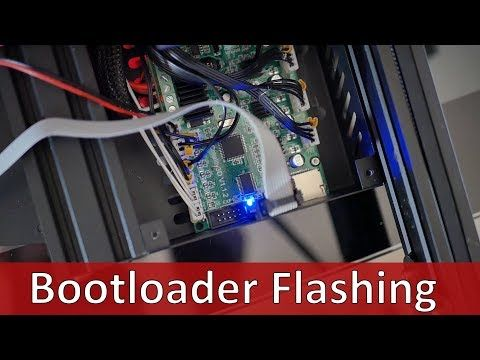 15) Tutorial How To Install Bootloader To Your 3D Printer (Creality