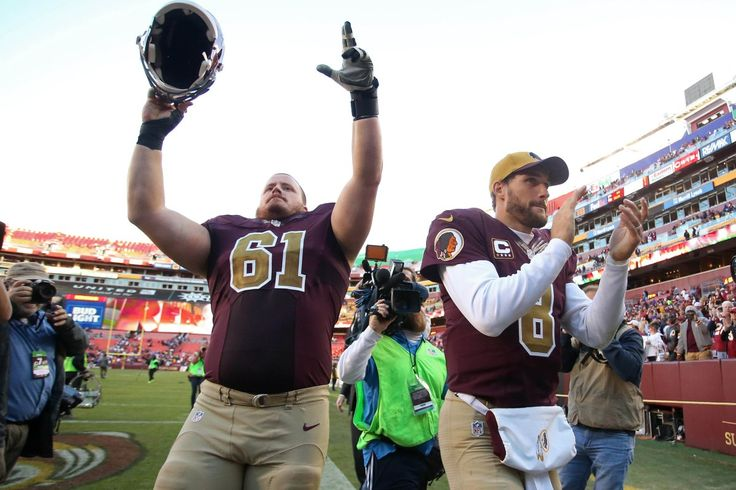 Quotes from Redskins players after playoff-implicating win over Vikings