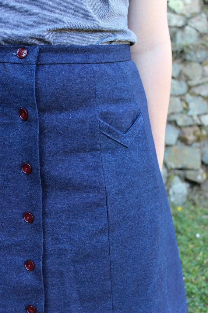 Melissa dress, blouse and skirt