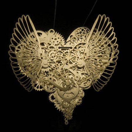 Clockwork Love by Tjep.