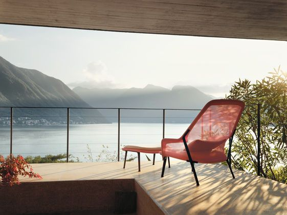 Slow Chair, Ronan and Erwan Bouroullec - 2007 [Vitra]