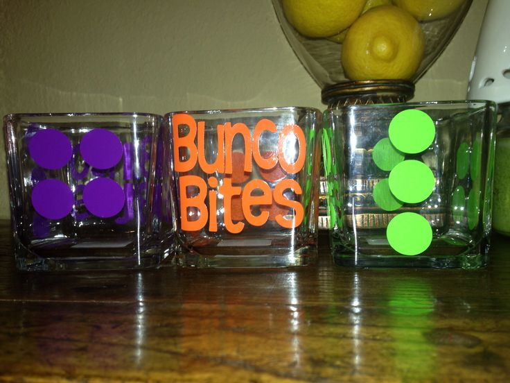 17 Best Images About Bunco On Pinterest