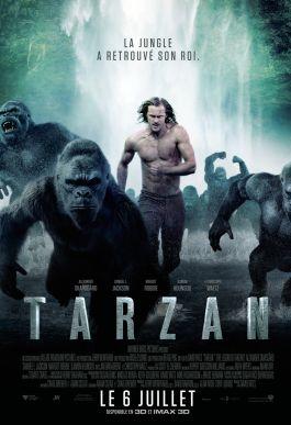 Tarzan réalisé par David Yates. http://place-to-be.net/index.php/cinema/en-salles/4425-tarzan-realise-par-david-yates