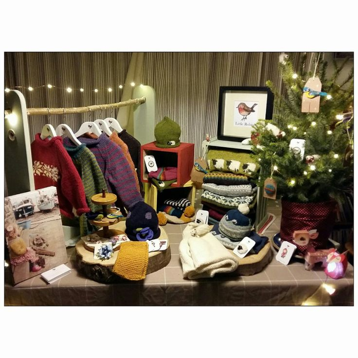 Knitted Baby Craft Stall Ideas