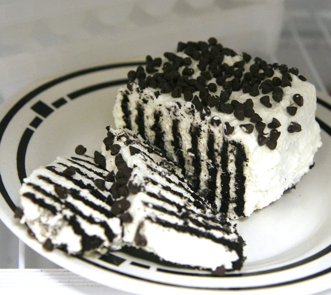 Cool Whip Chocolate Wafer Cake