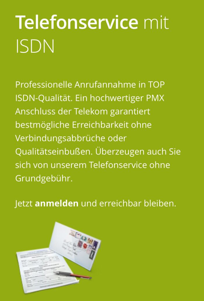 Telefonservice - Outsourcing