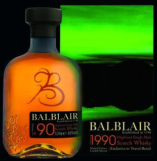 Balblair 1990 from Whisky Please.