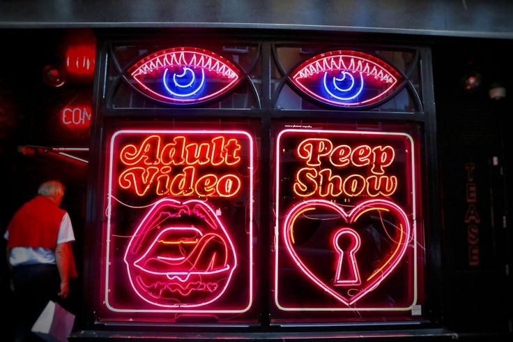 La Bodega Negra, a Mexican restaurant hidden inside a sex shop in Soho