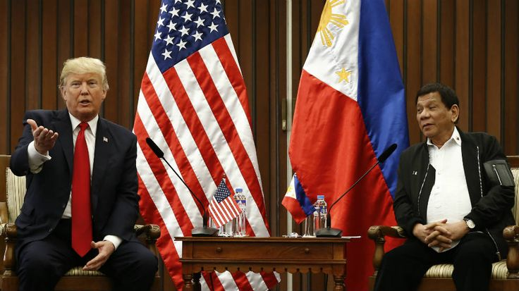 The White House and a spokesman for Phillipine President Rodrigo Duterte on Monday provided conflicting accounts of Duterte's conversation with President Trump.