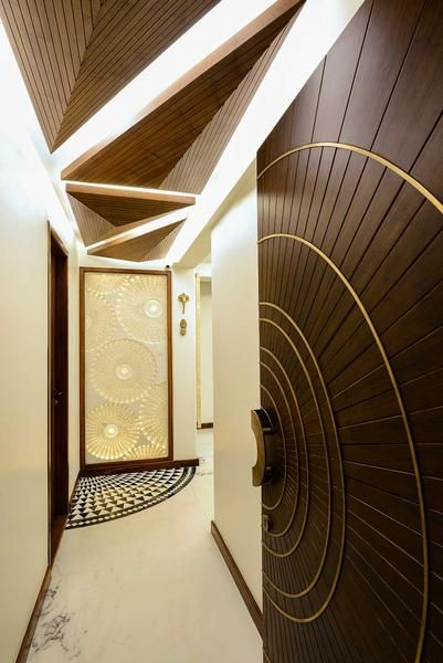 Foyer Designs - Sumessh Menon Associates