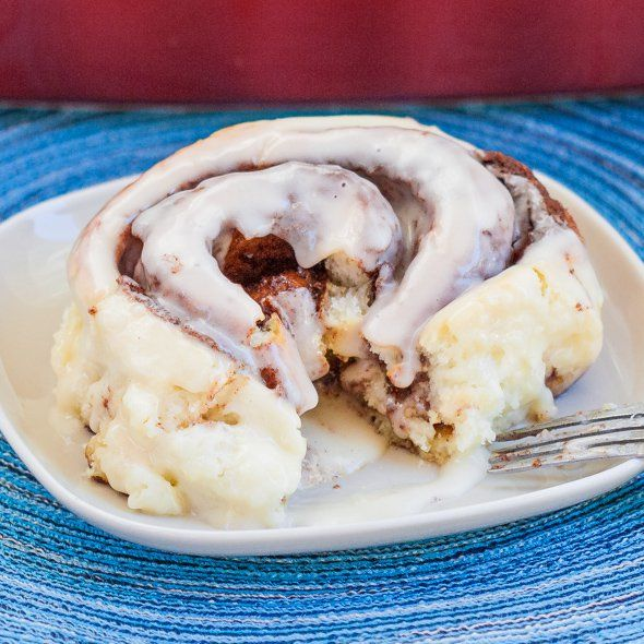 Cinnabons Cinnamon Rolls – a cinnabon copycat recipe, about the closest you'll get to the real thing. Super easy to make.
