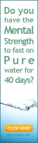 Water Fasting eBook
