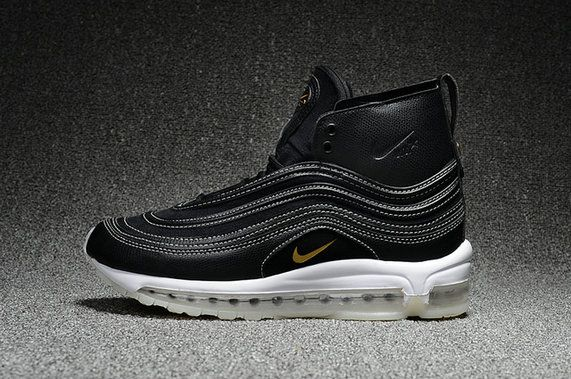 Nike Air Max 97 Mid Rt Riccardo Tisci Black Metallic Gold-Anthracite 913314  001 Shoe 8a983493a9