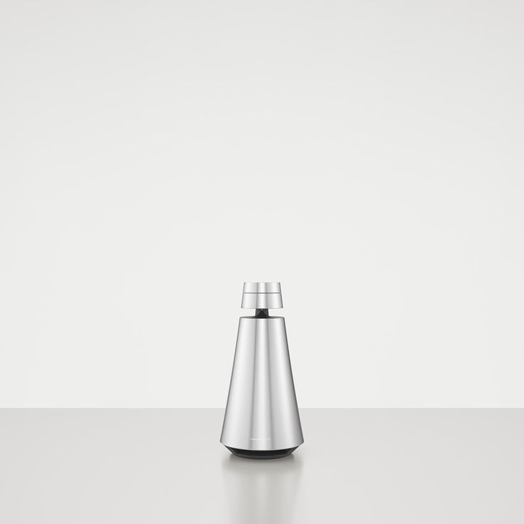 Place wherever, Play whatever! Powerful flexibility and portability with no strings attached: experience BeoSound 1 on bang-olufsen.com!