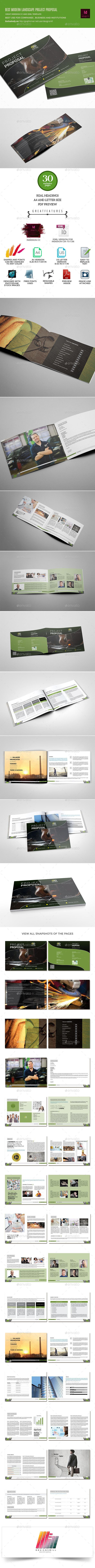 Three Rings Project Proposal Template