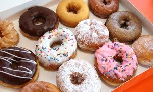 4 dunkin donuts  Rs. 49