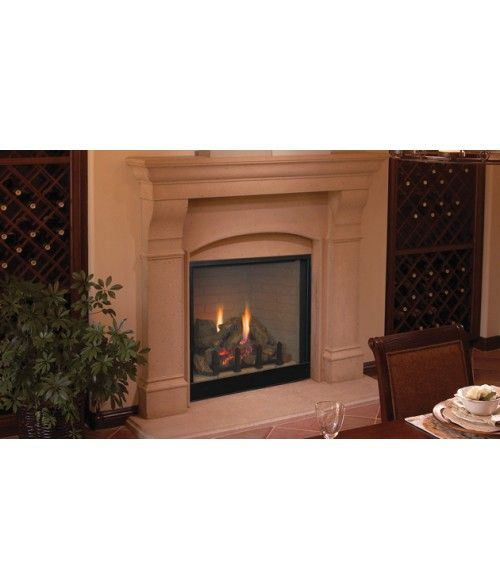 """SUPERIOR DRT4000 SERIES DIRECT VENT FIREPLACE (36"""" OR 42"""")"""