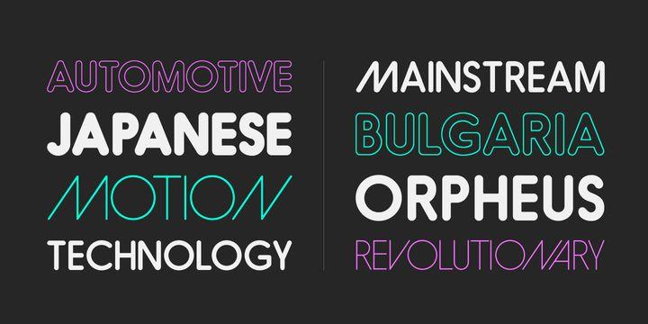 Hiruko Pro™ - Webfont & Desktop font « MyFonts