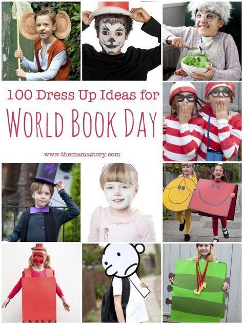 Classroom Dress Up Ideas ~ Best book week images on pinterest classroom ideas