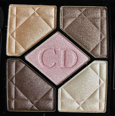 Dior 5 Couleurs Iridescent Eyeshadow Palette – Earth Reflection