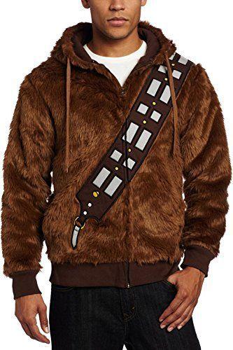 CosplaySky Star Wars Chewbacca Hoodie Jacket Furry I Am C